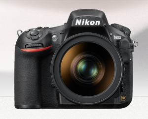 D810 photo from nikon website