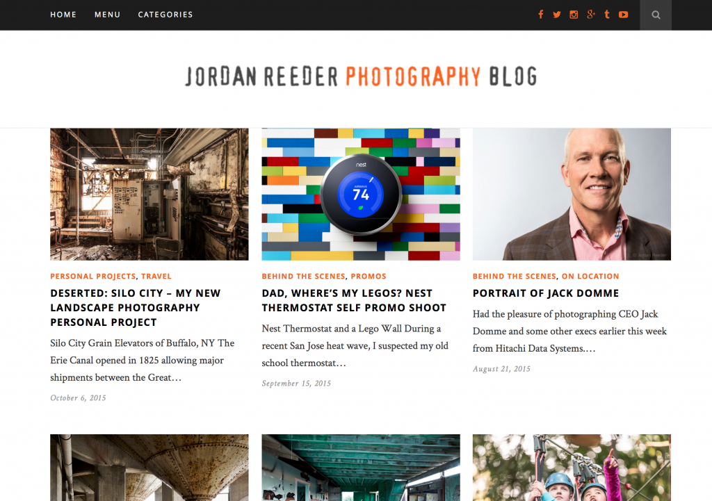pixelreeder.com has moved to blog/reederphoto.com and is authored by jordan reeder